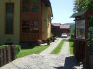 Prístup k chate z hlavnej cesty