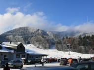 Zadarmo parkovanie pre lyžiarov